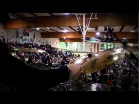 Alan White's Drum Solo at Woodstick 2012.mov