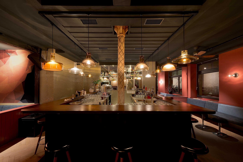 Kanonaegass Bar Zrich Switzerland