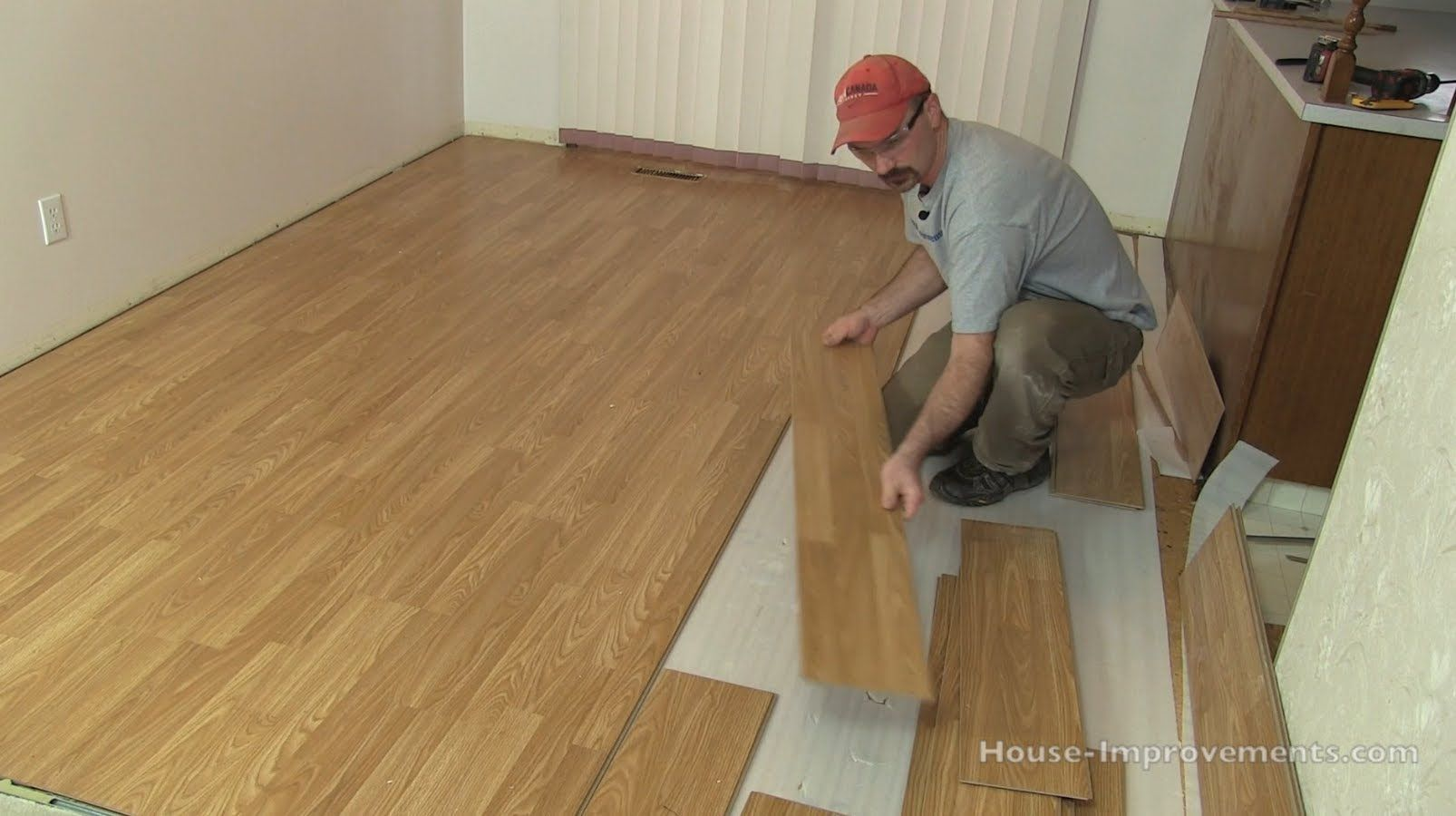How to remove laminate flooring diy pinterest laminate how to remove laminate flooring dailygadgetfo Image collections