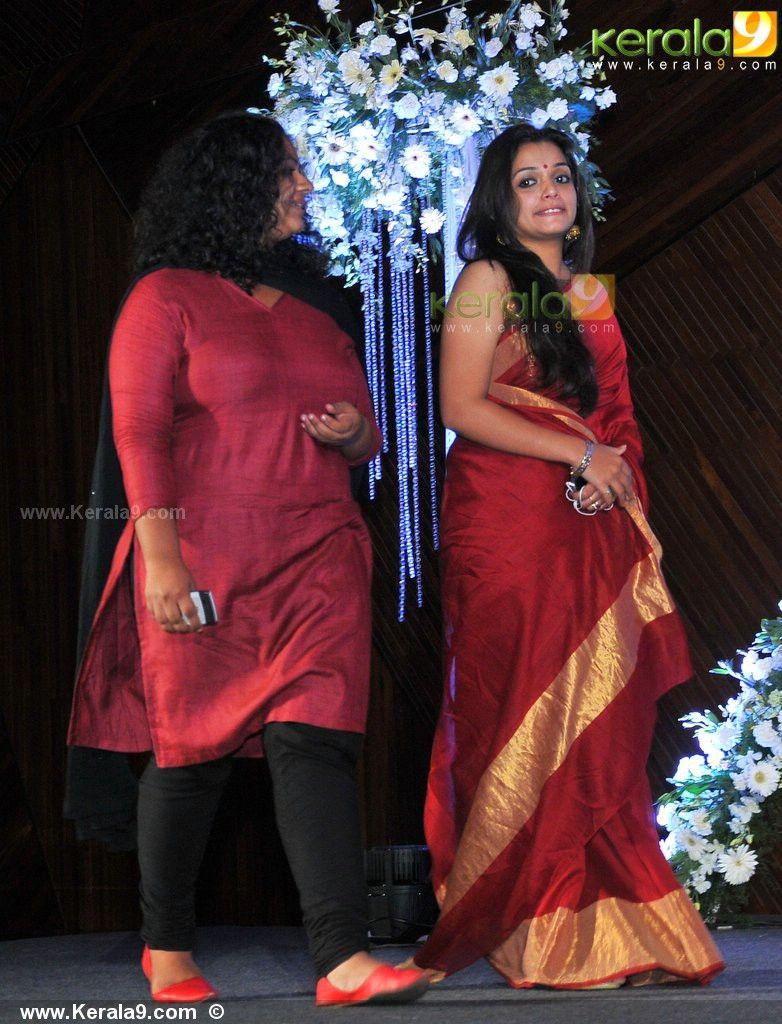 Samvritha Sunil Wedding Reception Photos 062 Actresses Pinterest