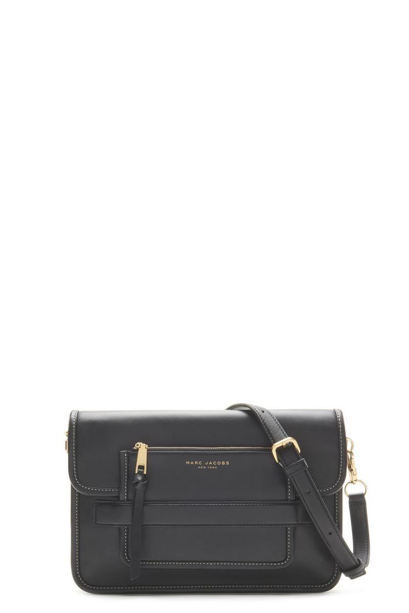 b3ec53b619e1 Marc Jacobs Madison Large Shoulder Bag in Black   Personal   Mode