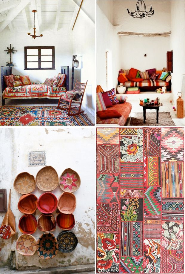 Pattern Power: at home + on the web   Justina Blak