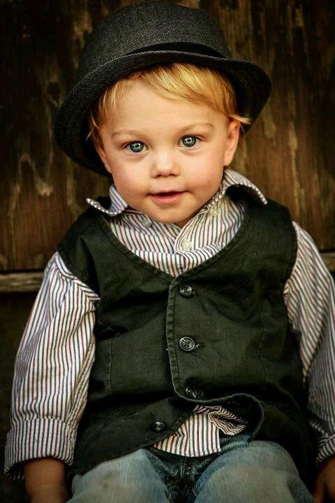 My precious boy, Oliver.