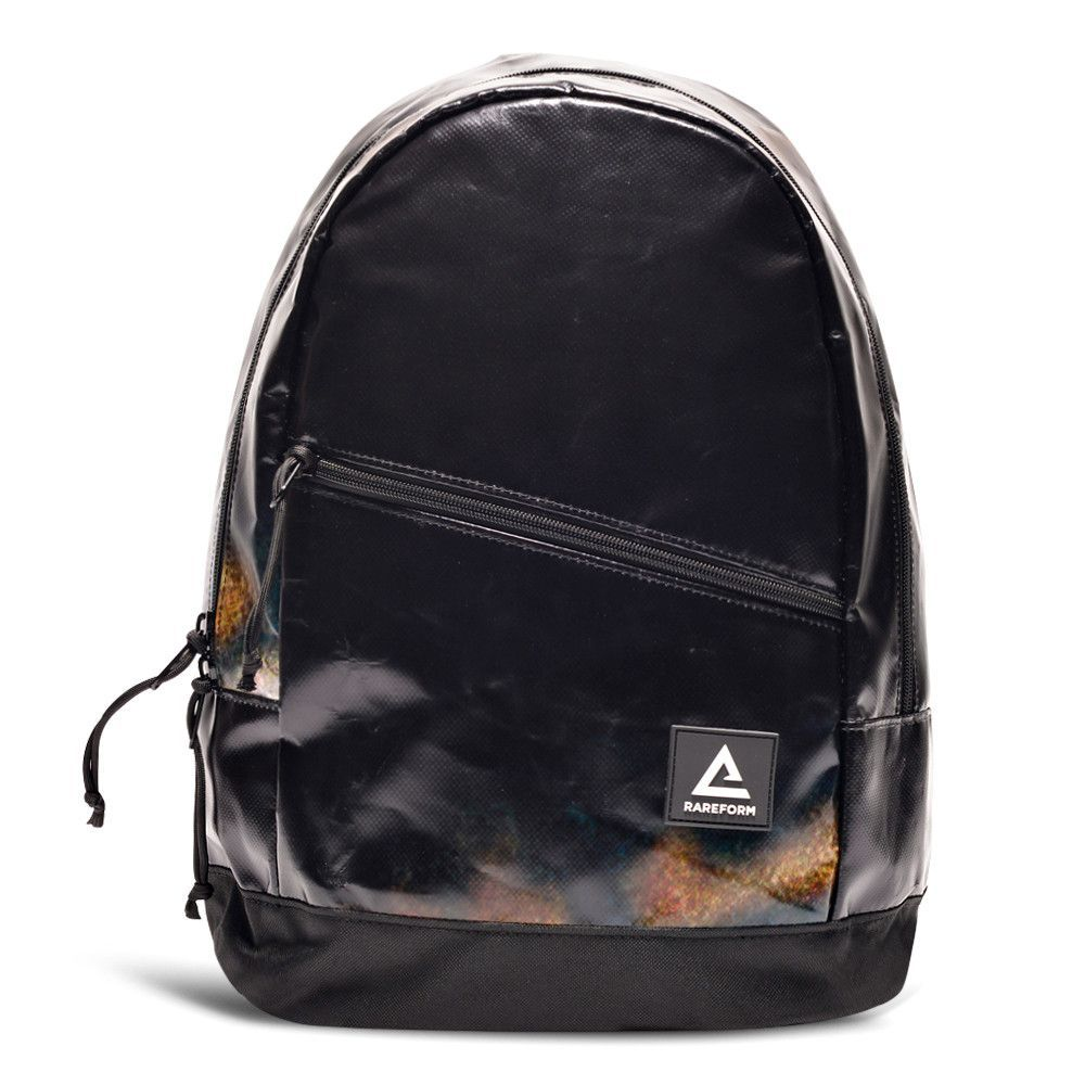 Featuring a refined silhouette, the versatile Rio Backpack is just as capable of carrying gear to the beach in Santa Monica as it is hauling books across campus. - One-of-a-kind design - Re-purposed b