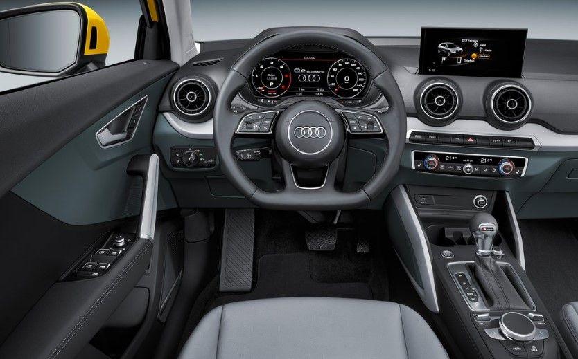 2019 Audi Q2 Interior Autos
