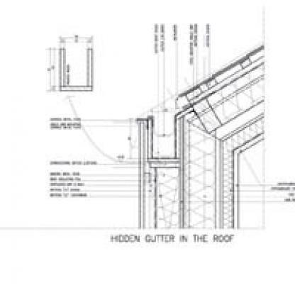 Immagine Correlata No Overhang Roof Architecture Box