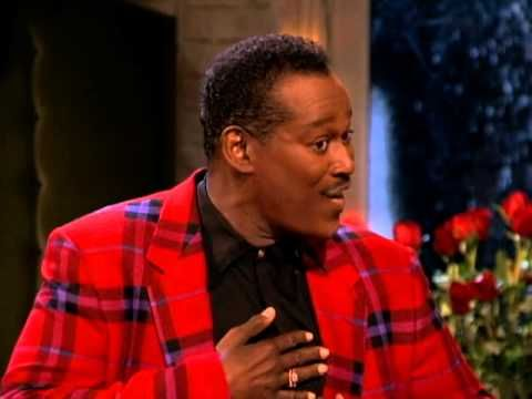 Luther Vandross With A Christmas Heart.Music Video By Luther Vandross Performing This Is Christmas