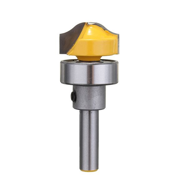 US Warehouse | 1/4 Inch Shank Profile Groove Template Router Bit 2 ...