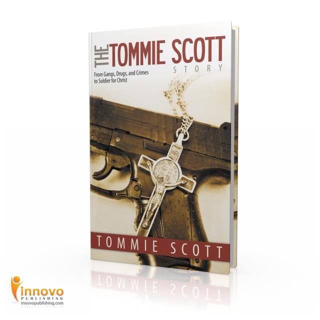 My Book Update   FOR IMMEDIATE RELEASE Innovo Publishing, LLC Releases The Tommie Scott Story: From Gangs, Drugs, and Crime to Soldier for Christ by Tommie Scott.  Summary / Description: Innovo Publishing, LLC released The Tommie Scott Story: From Gangs, Drugs, and Crime to Soldier for Christ, the real-life account of how Tommie Scott
