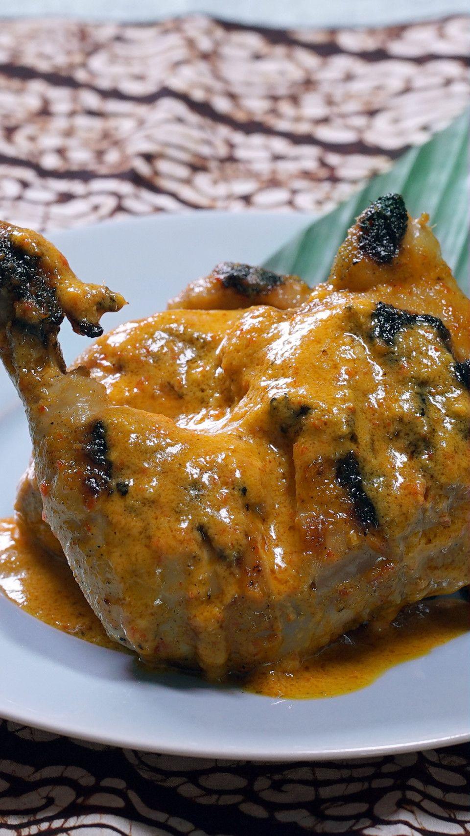 Ayam Bumbu Rujak Resep Resep Resep Masakan Pedas Resep Resep Masakan Malaysia