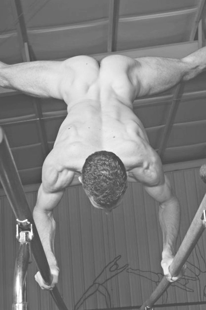 Naked gymnast male