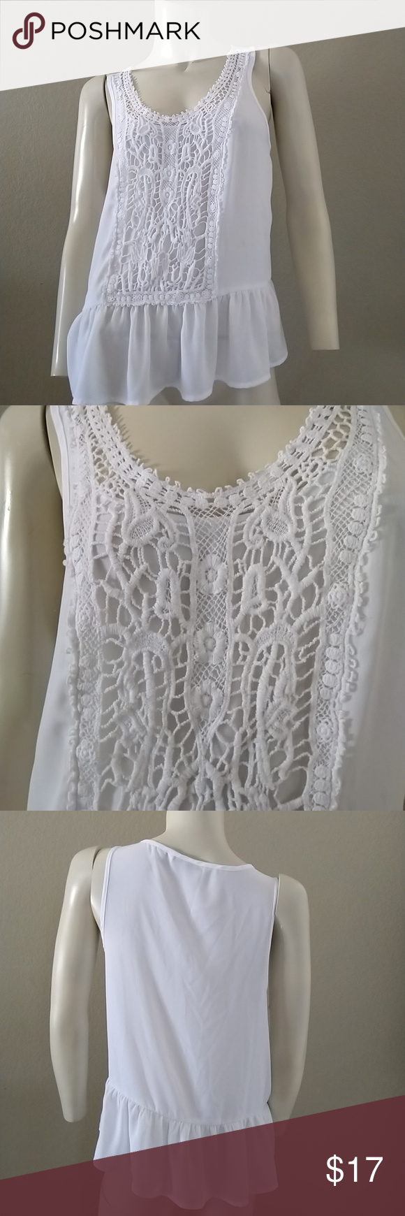 6e100c59b1 Lauren Conrad Sleeveless Blouse