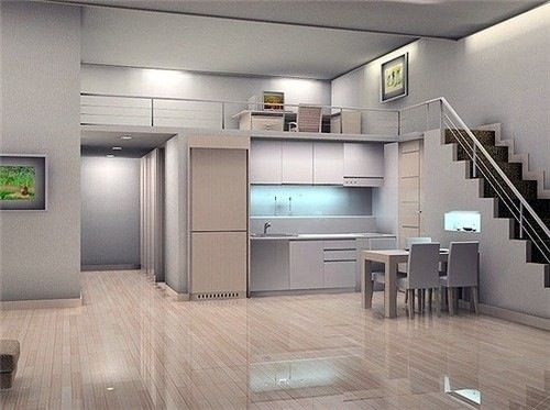 1 Korean Apartment