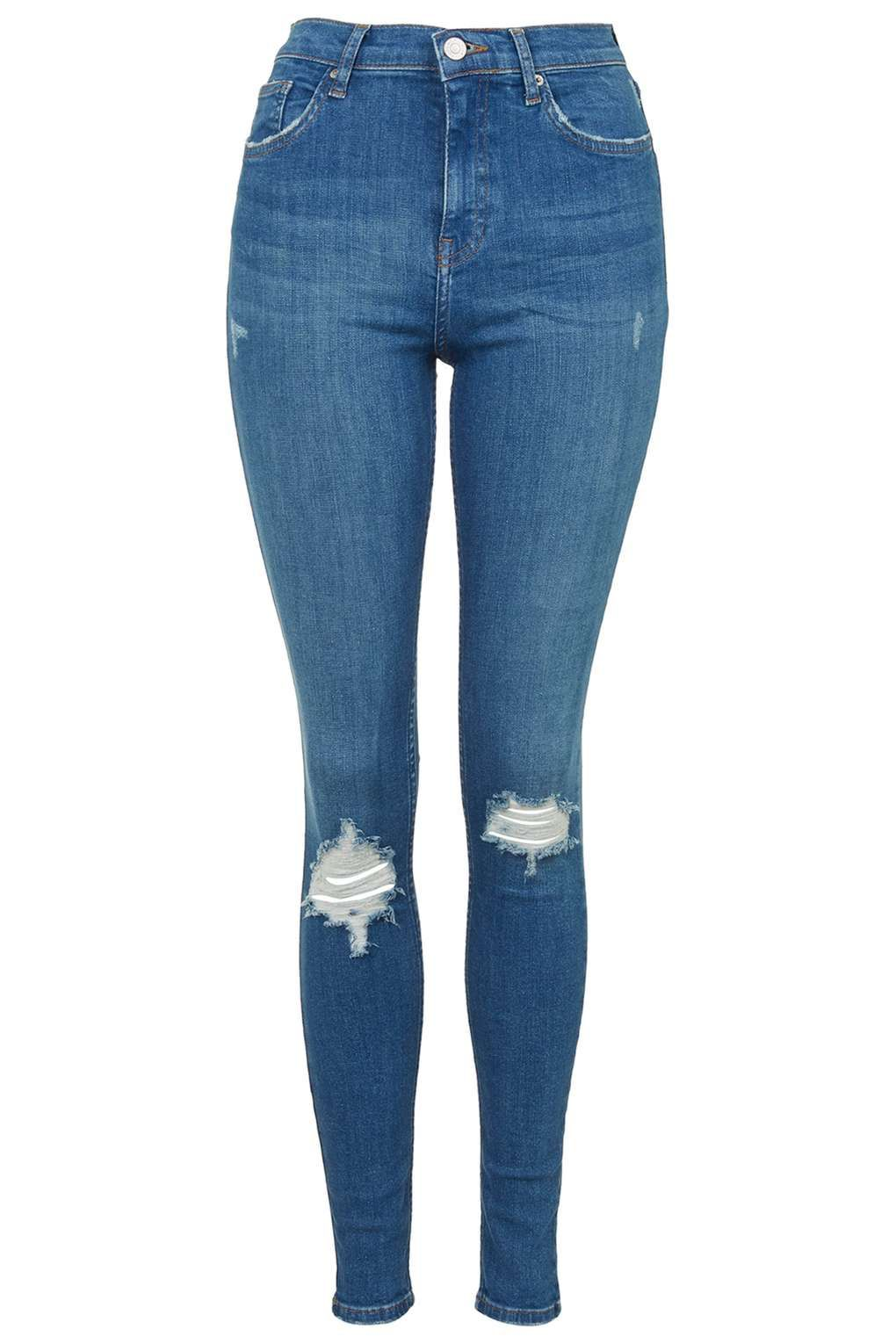 63fcb5ae1c84 MOTO Authentic Ripped Jamie Jeans in 2019 | Fashion | Jeans, Riped ...