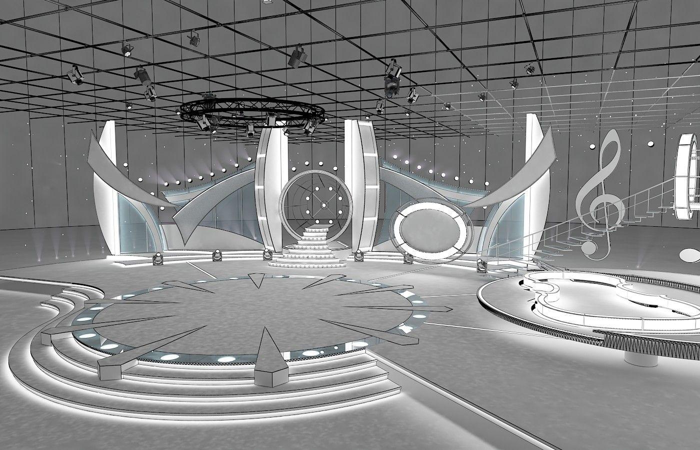 Digital sketching mazzon daniele design studio mazzon daniele design - Explore Stage Design Event Design And More