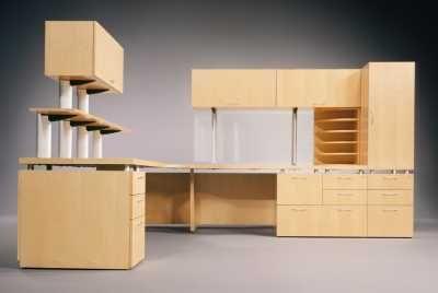 Desk organziation