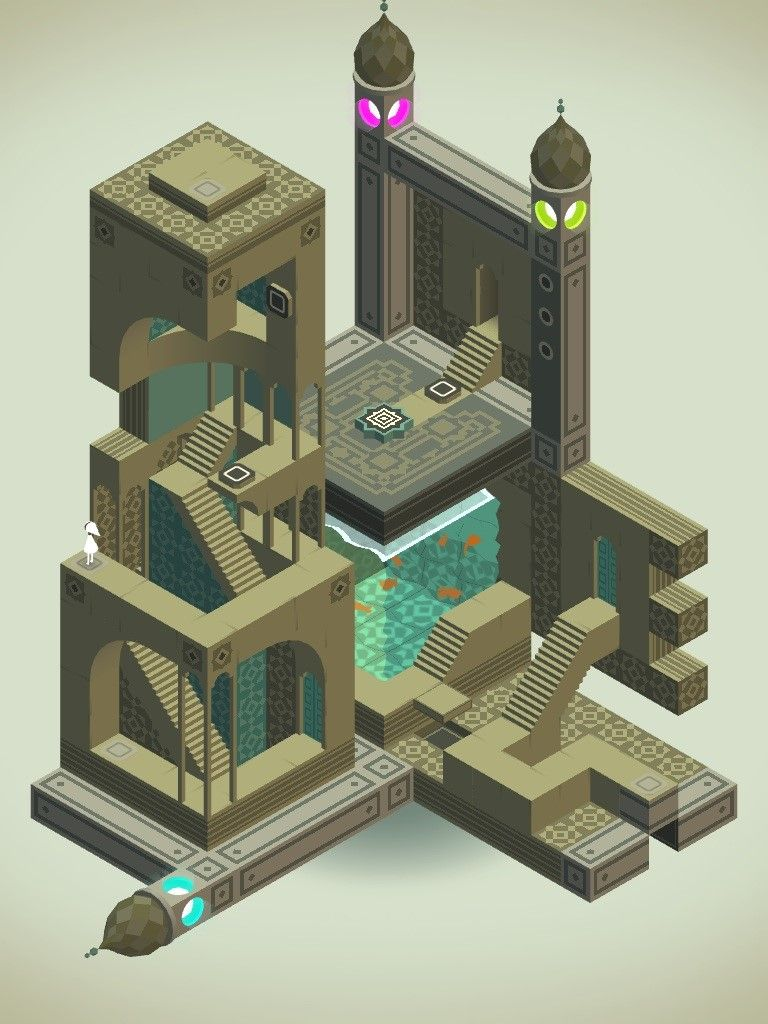 Monument Valley Video Games As Art Monument Valley Game