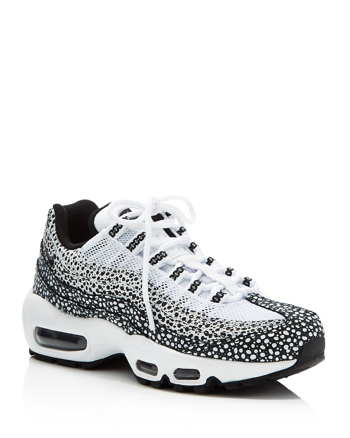 Nike Air Max 95 Rpm Embossed Lace Up Sneakers Adidas Shoes Women