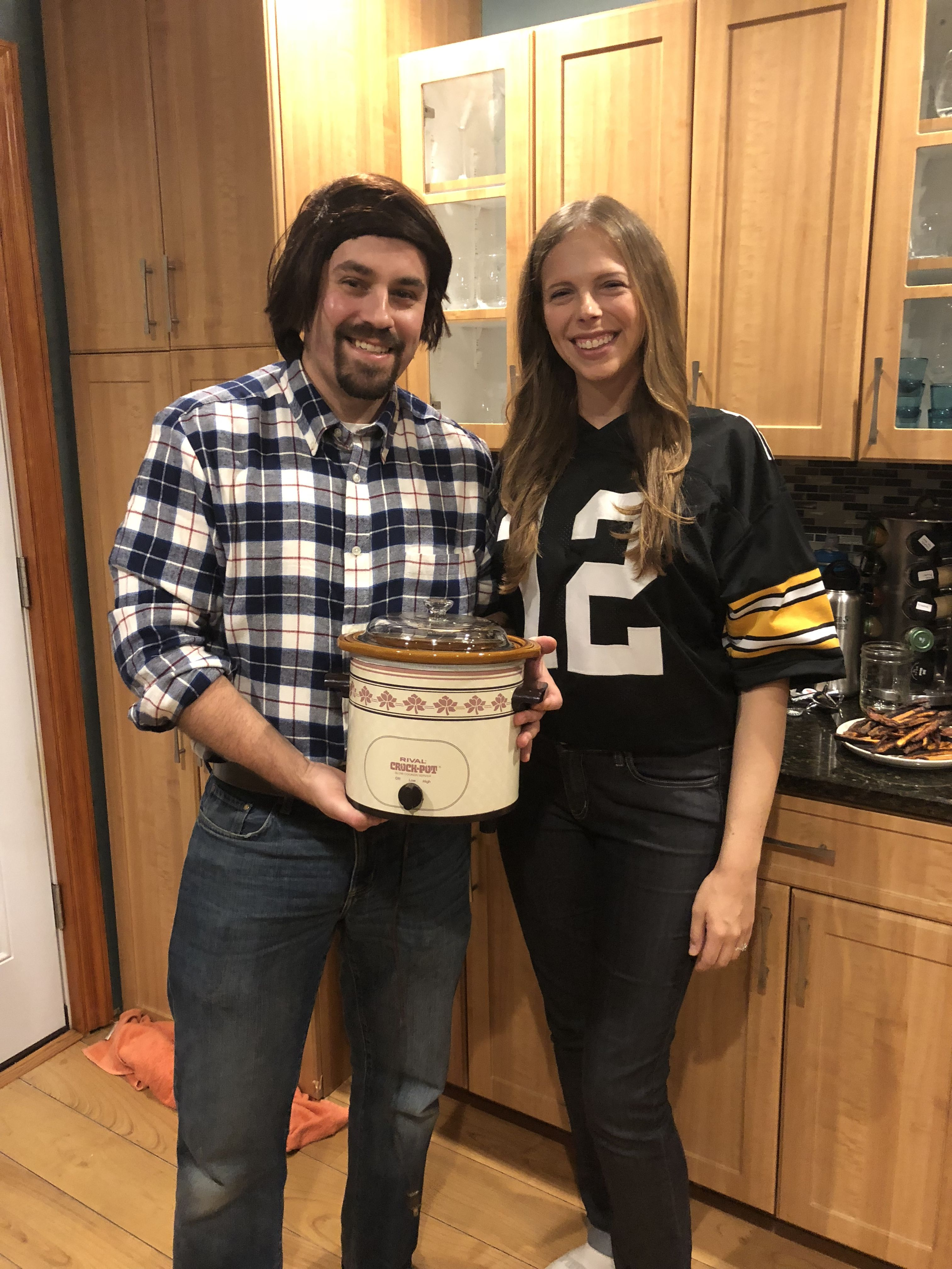 Jack and Rebecca From 'This Is Us' Halloween Costume