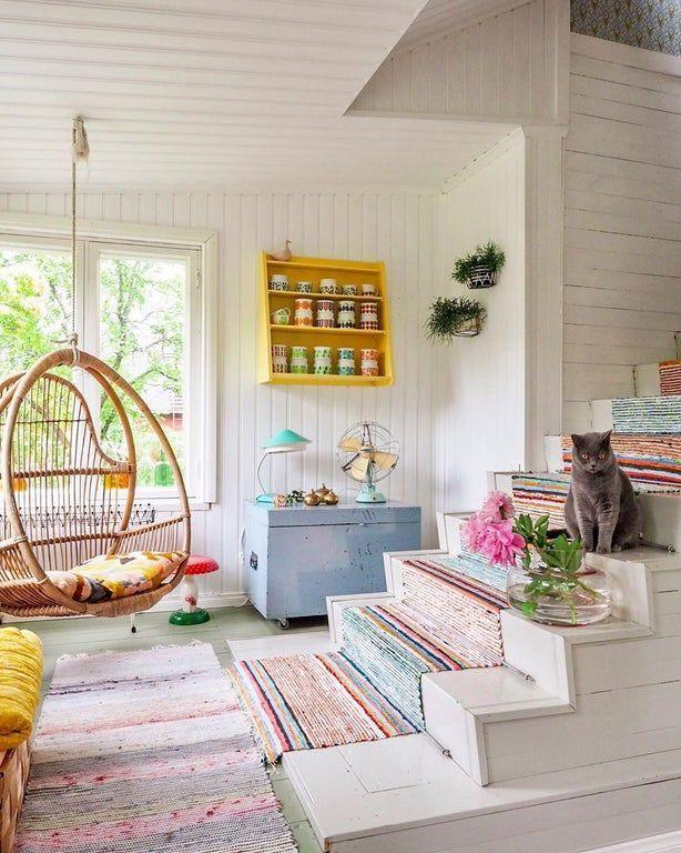 Photo of Home in Finland : CozyPlaces | Home decor, House interior, Cheap home decor
