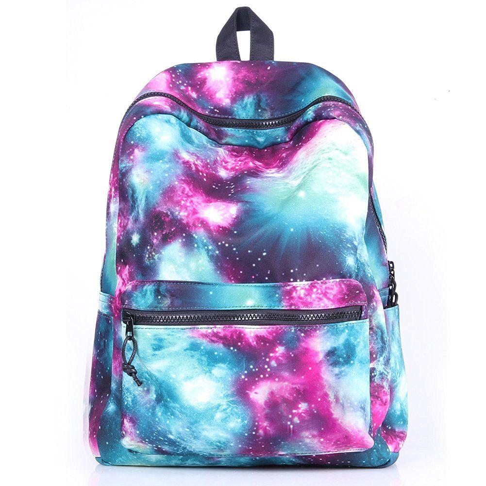 7720de708d Galaxy School Backpack