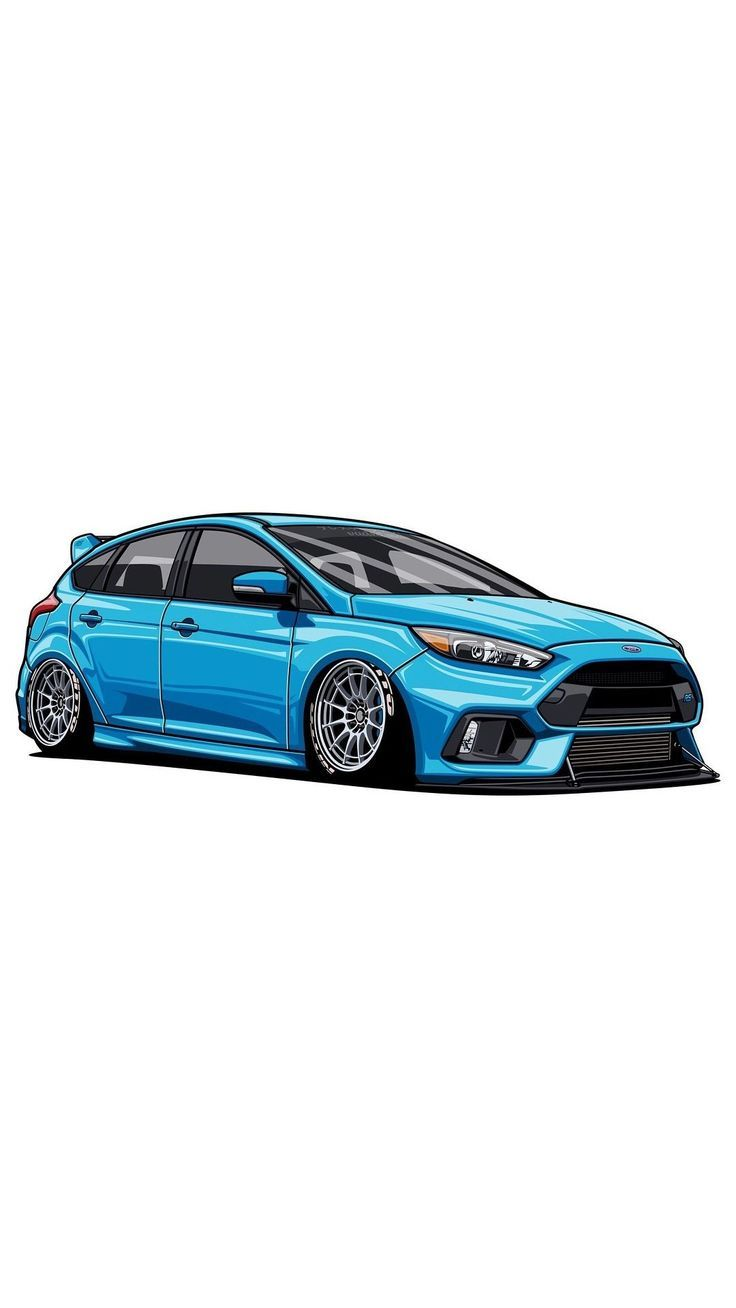 Ford Focus Rs With Images Car Wallpapers Ford Focus Jdm Cars
