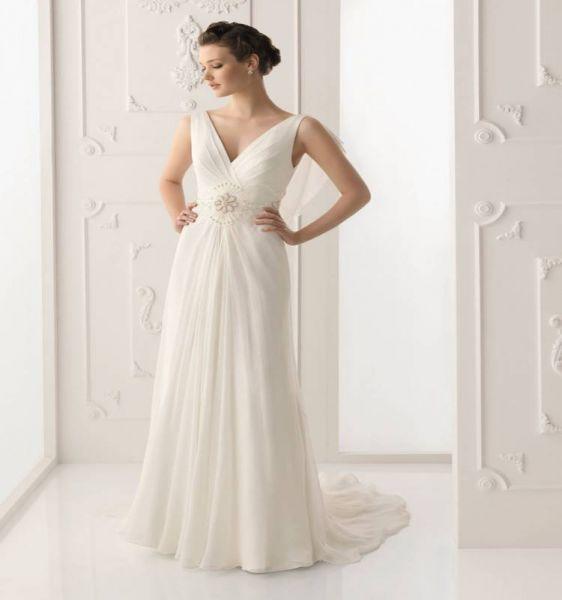 fotos-de-vestidos-para-boda3.jpg (562×600) | Vestidos novia ...