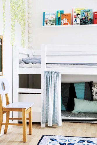 Leggetid Loft Bed Kids Room Kids Interior