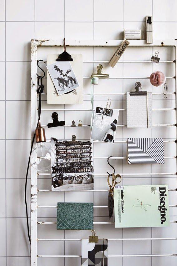 Le style Studio #MoodBoardIdeas More inspirations at http://www.brabbu.com/en/inspiration-and-ideas/