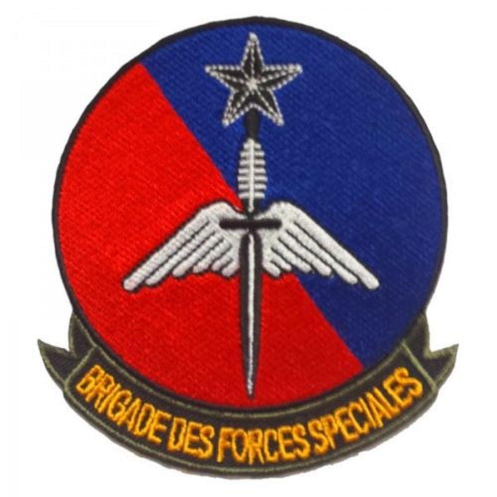 Patch Ecusson Brigade Des Forces Spéciales Terre Bfst Militar Policía Parches