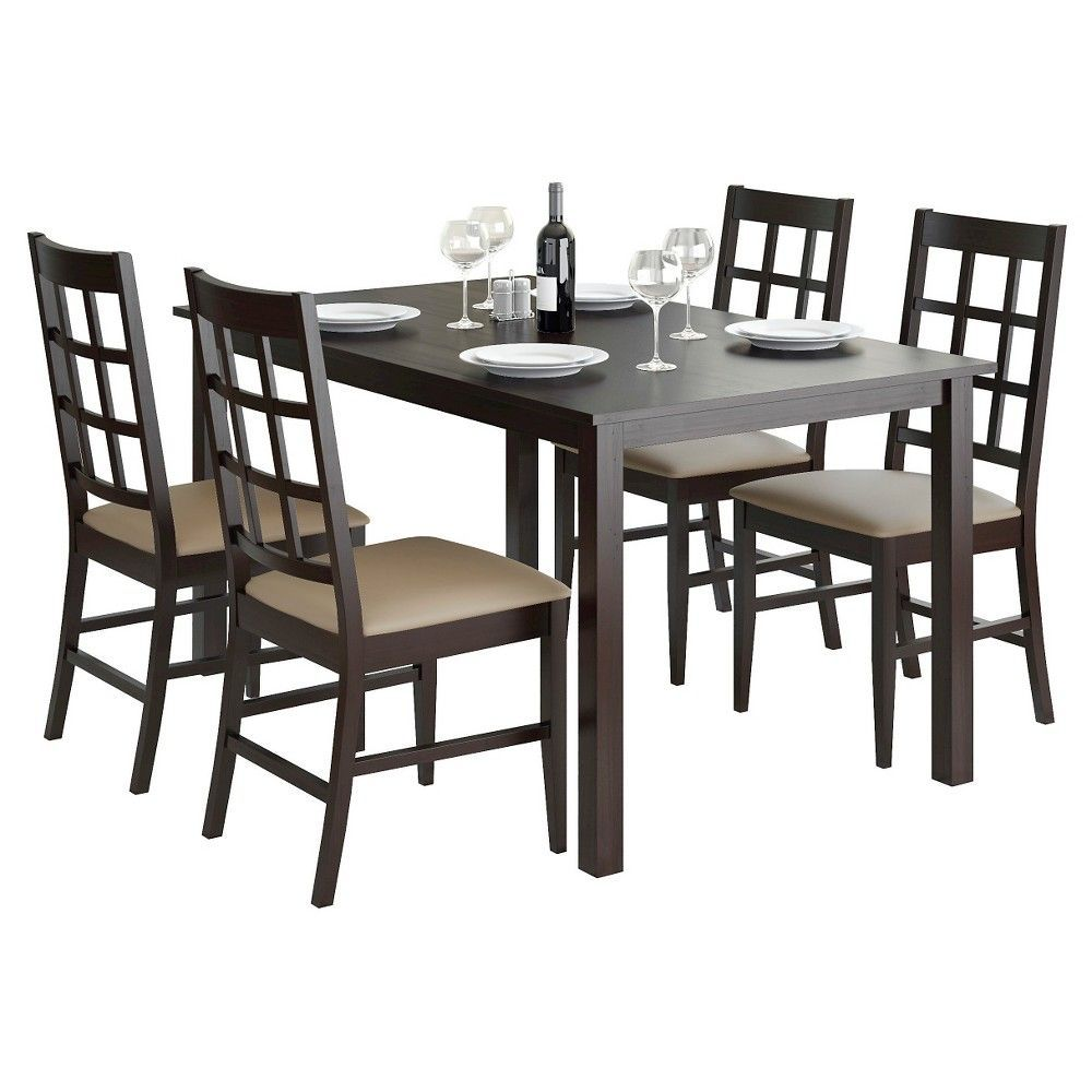 Pin By Gustavo Gonzalez On Chairs Solid Wood Dining Set Dining Room Sets Square Dining Tables