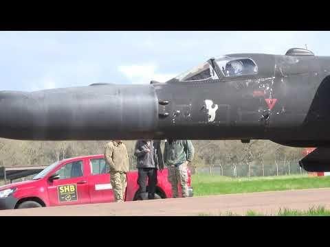 U-2 80-1071 - Pavan01 - Fairford - 20/03/20 - YouTube
