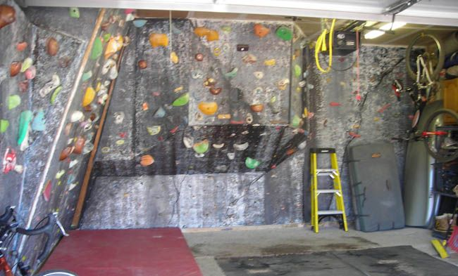 Home Climbing Wall Design – House Design Ideas