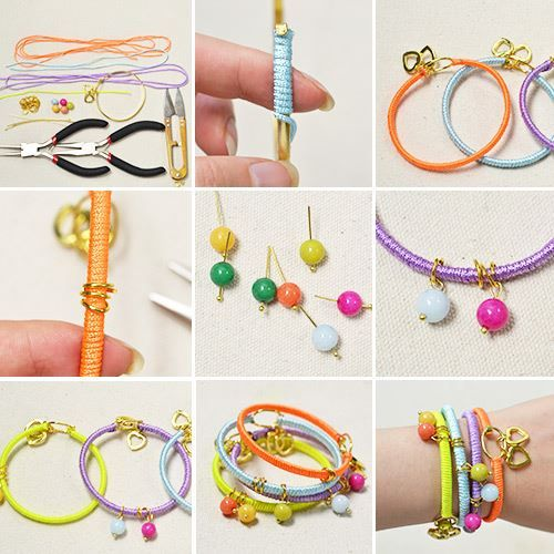 75 Incredibly Easy To Follow DIY Bracelet Tutorials To Tickle Your   Artistic  Skills  Artistic Skills
