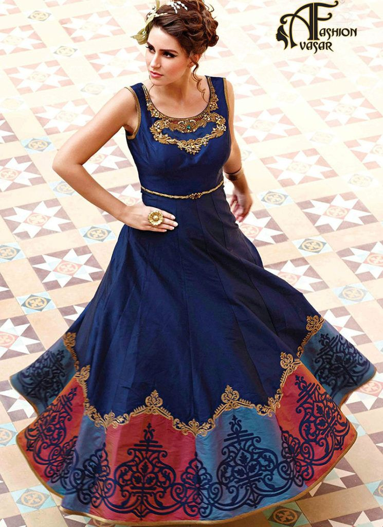 56f26620b gown online shopping india – beautiful gowns for reception Long Gowns Online