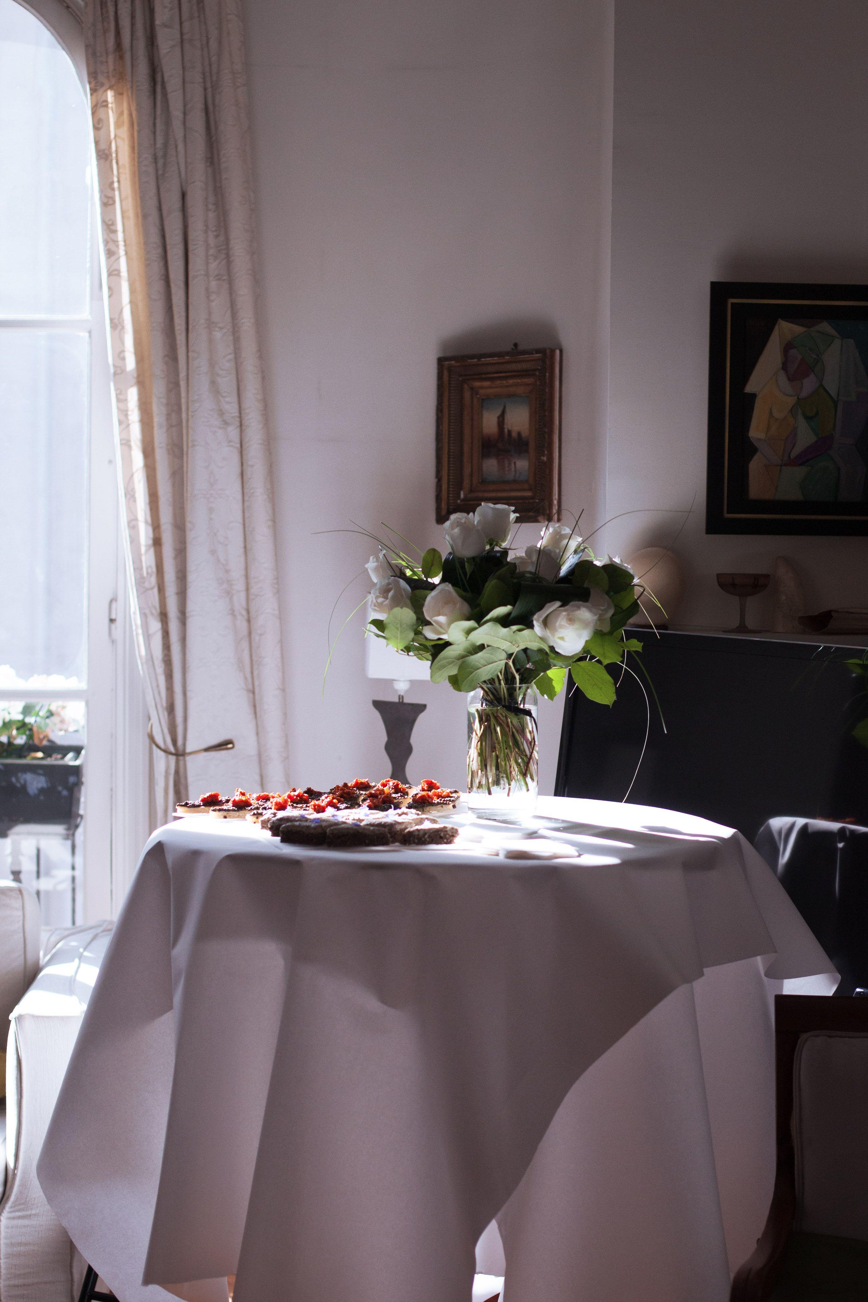 cocktail - mariage - floral - parisien - traiteur - mariage  u00e0 domicile - original