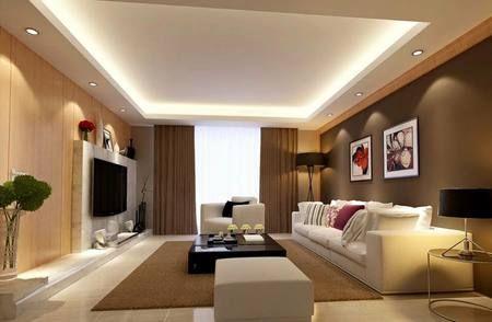 inspirasi langit-langit rumah elegan dan mengesankan