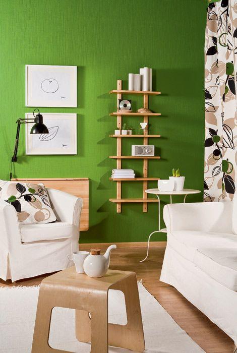 grüne-wandfarbe-wohnzimmer Farbauswahl Wände Pinterest grüne - wandfarben wohnzimmer mediterran