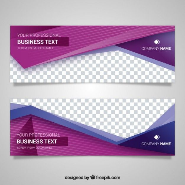 Stunning Adobe Illustrator Banner Design
