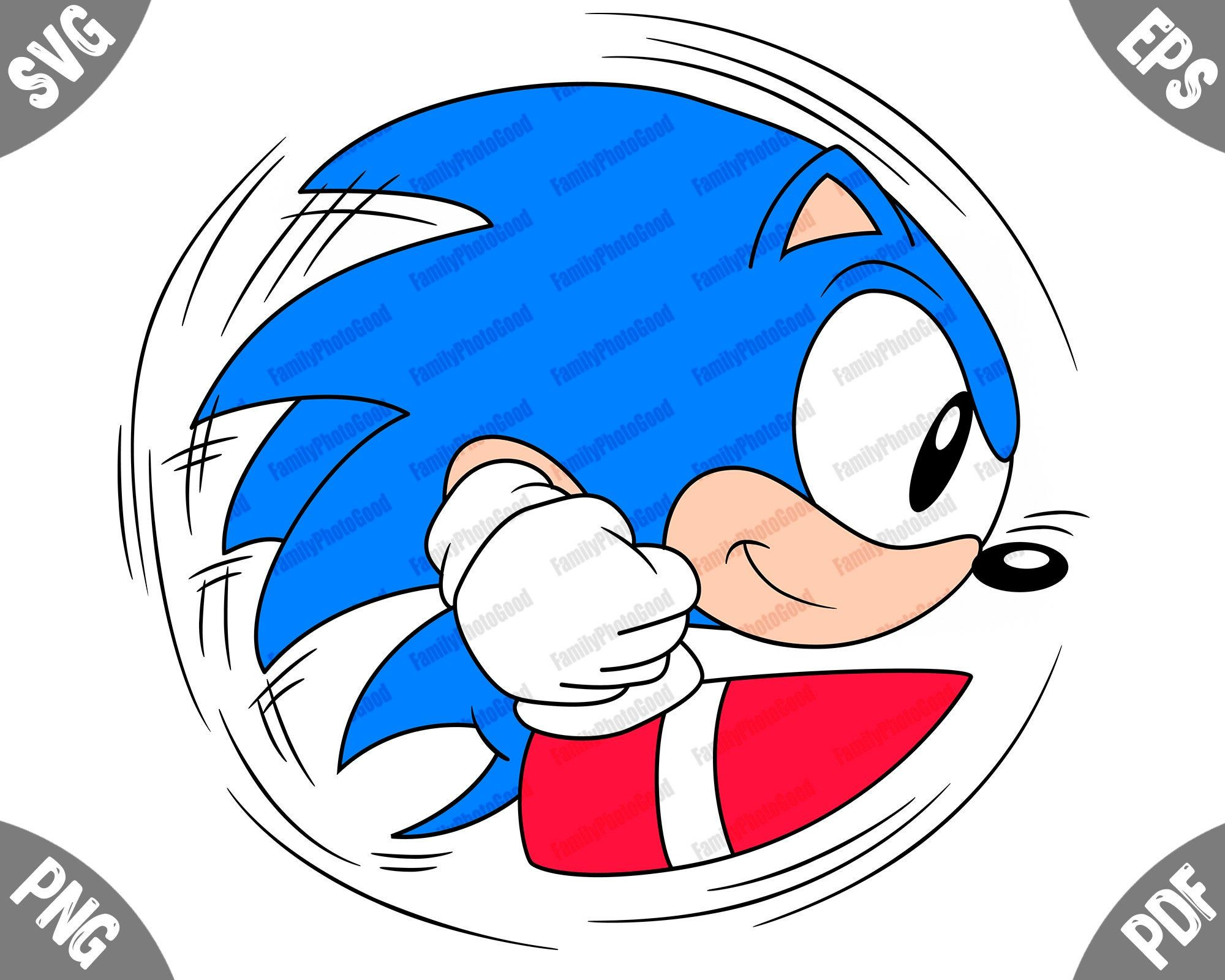 Sonic Svg Sonic Head Svg The Hedgehog Svg Sonic Digital Tails Svg Sonic File Sonic Clipart Sonic Cricut Sonic Decal Hedgehog Svg In 2020 Sonic Classic Sonic Sonic Birthday