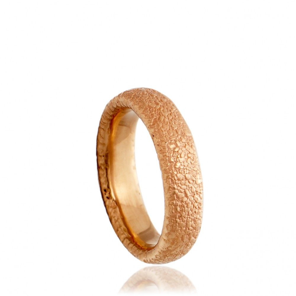 Rose gold Havilah ring Astley Clarke