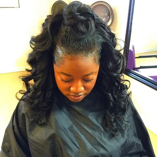 Sew In Hairstyles sew hot 40 gorgeous sew in hairstyles Sew Hot 40 Gorgeous Sew In Hairstyles
