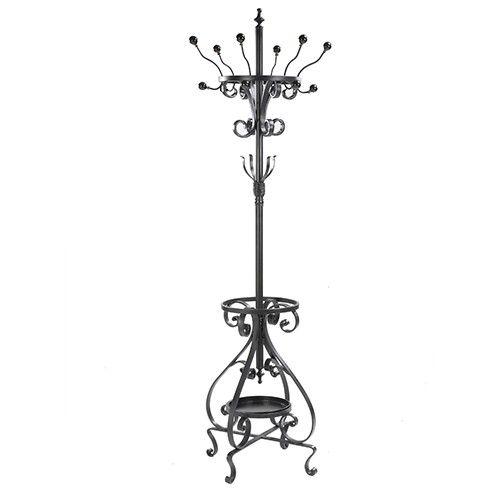 Victoria Coat Rack Black Creative Co Op Coat Rack Umbrella Stand Victorian Inspired Furniture