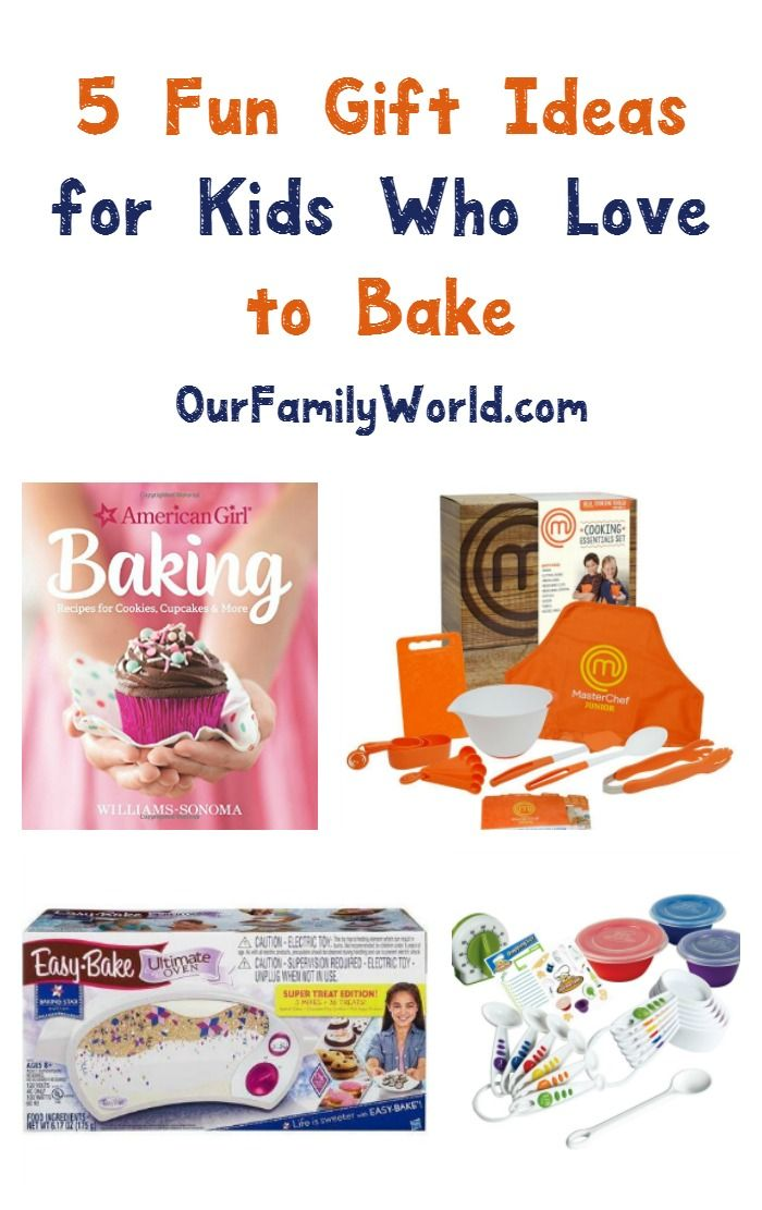Looking For Christmas Gift Ideas Your Little Bakers Check Out These Awesome Presents Kids Who Love To Bake