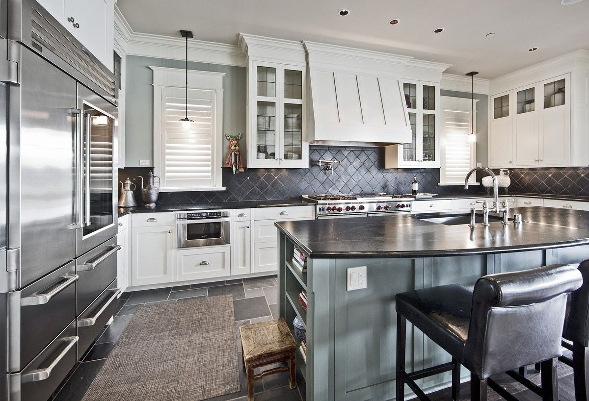 Great Meals Can Be Made In A Kitchen Of Any Size It S Really All In How You Organize You With Images Transitional Kitchen Design Kitchen Inspirations Home Decor Kitchen