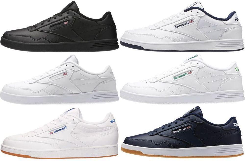 50% off Reebok Club C MEMT Mens Classic Shoe Sneaker