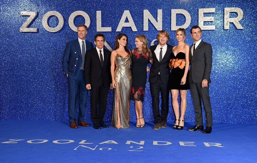 Premiere Interviews: Ben Stiller, Penelope Cruz & Will Ferrell for Zoolander 2