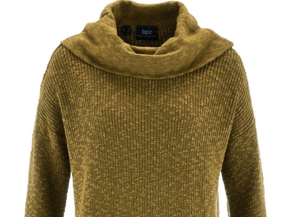 a458f5d28d2c Damen Pullover Rollkragen grün Neu Gr.42   Kleidung   Accessoires,  Damenmode, Pullover
