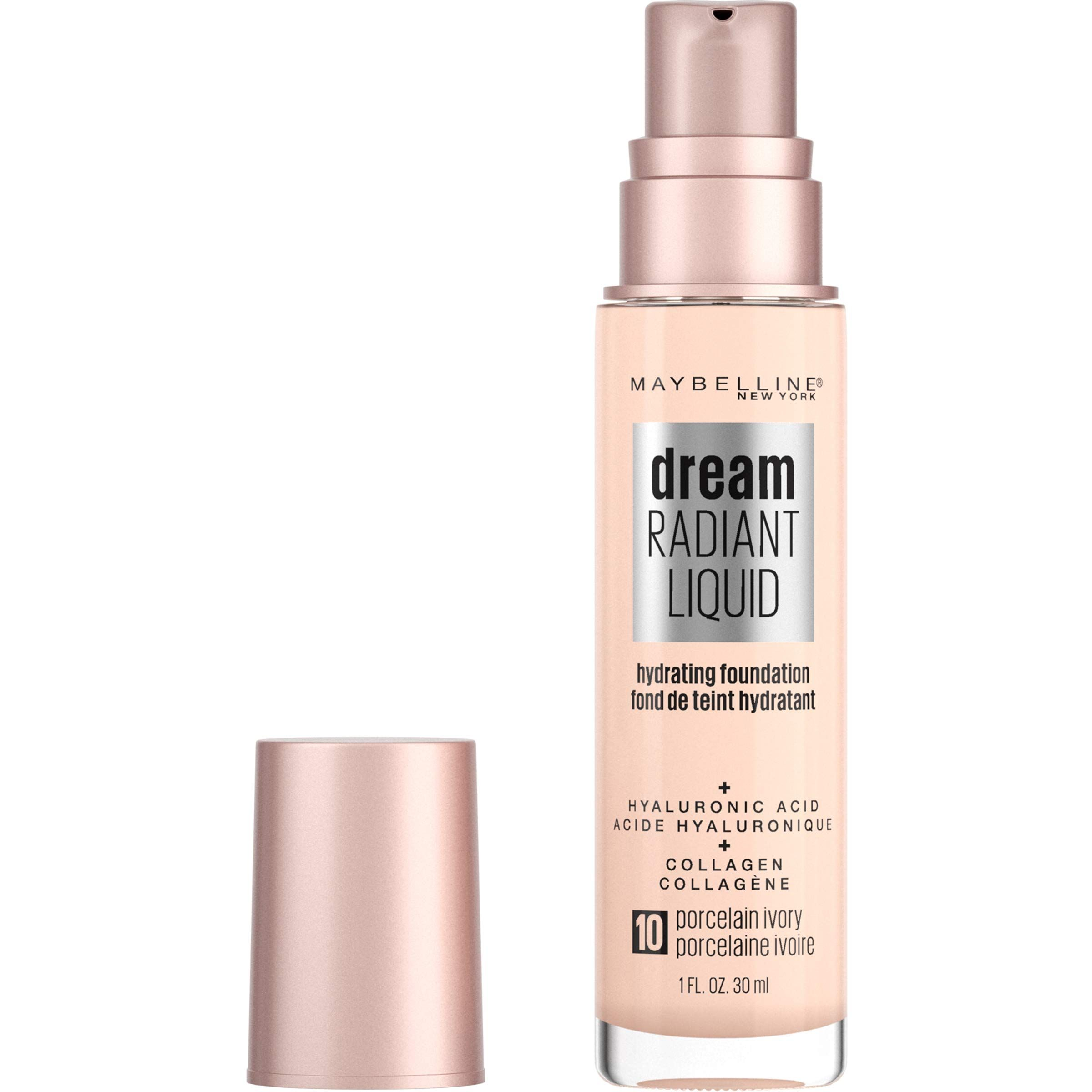 Maybelline Hydrating Lightweight Foundation Porcelain in