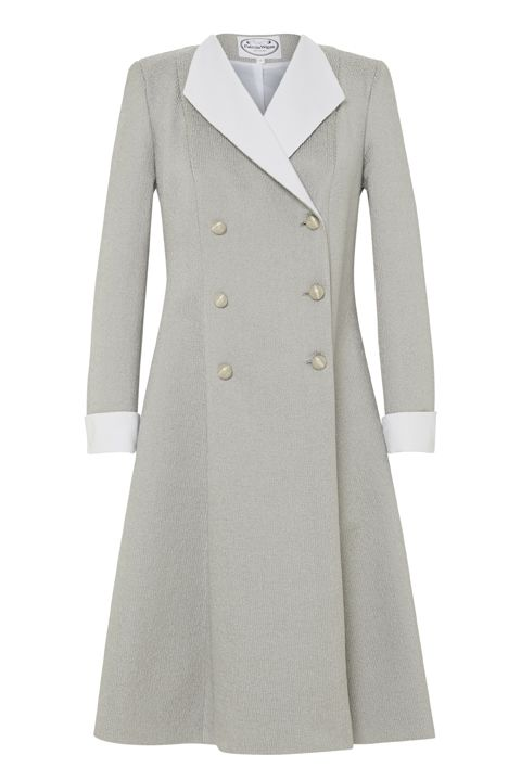 88551a382f3 100 Silk Fully lined Dry clean Made to order Made in the UK Classic  elegance for the Mother of the Bride or. The Vintage Coat Dress ...